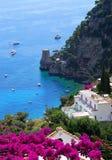 Costa italiana Fotografia de Stock