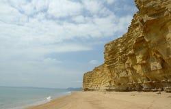 Costa jurássico de Dorset Fotos de Stock