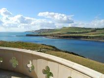 Costa jurássico Dorset Foto de Stock