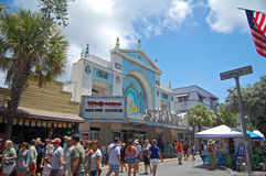 Costa Key West Imagem de Stock