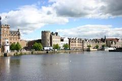 A costa - Leith Fotos de Stock Royalty Free