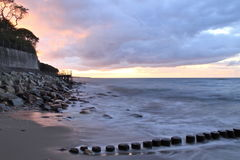 Costa leste Imagem de Stock Royalty Free