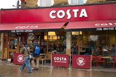 Costa Royalty Free Stock Image
