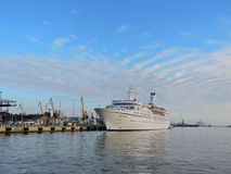 Costa Luminosa del barco de cruceros Imagen de archivo