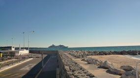 Costa Luminosa del barco de cruceros Foto de archivo