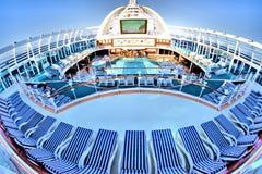 Costa Luminosa della nave da crociera Fotografia Stock