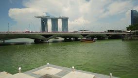Costa Marina Bay de Singapur metrajes