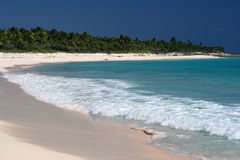 Costa Maya Royalty-vrije Stock Foto