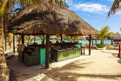 Costa Maya Fotografia de Stock