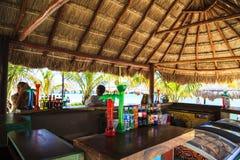 Costa Maya imagen de archivo
