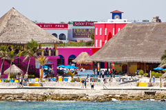 Costa Maya, Mexico Royalty Free Stock Image