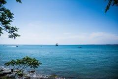 Costa mediterránea de Viareggio Imagen de archivo