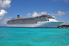Costa mediterranea Royalty Free Stock Image