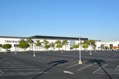 South Coast Plaza stock photos