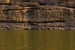 Costa natural en Tailandia Imagen de archivo