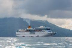 Costa Neoromantica Cruise ship Royalty Free Stock Photos