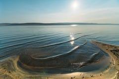 Costa no Lago Baikal Imagens de Stock