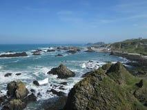 Costa norte Imagens de Stock