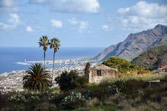 A costa norte de Tenerife foto de stock royalty free