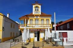 Costa nowa, Beira Litoral, Portugalia, Europa Fotografia Stock