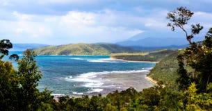 Costa oeste de Palawan Imágenes de archivo libres de regalías