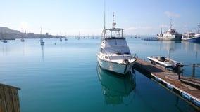Costa oeste do porto do estuário Foto de Stock Royalty Free