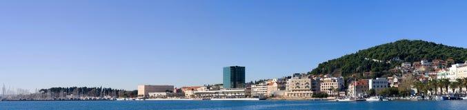 Costa oeste Riviera, fractura Imagen de archivo