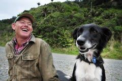 Costa ovest - Nuova Zelanda Immagine Stock Libera da Diritti