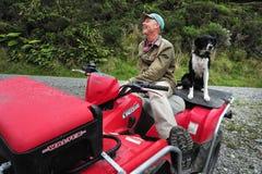Costa ovest - Nuova Zelanda Fotografia Stock Libera da Diritti