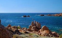 Costa Paradiso Fotos de Stock