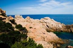 Costa Paradiso  Sardinia island Italy Royalty Free Stock Photos