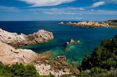 Costa Paradiso  Sardinia island Italy Royalty Free Stock Photo