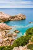 Costa Paradiso, Sardinia Stock Images