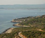 Costa Pylos image libre de droits