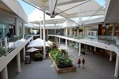 Costa Queensland Austrália de Marina Mirage Shopping Centre Gold Fotografia de Stock Royalty Free