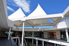 Costa Queensland Australia di Marina Mirage Shopping Centre Gold Fotografie Stock Libere da Diritti