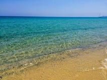Costa Rei, Sardinia Royalty Free Stock Photos