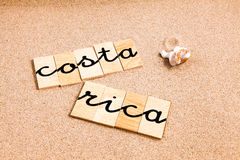 Costa Rica Stockfoto