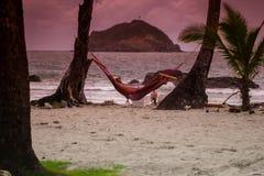 Costa Rica Beach Fotos de Stock Royalty Free