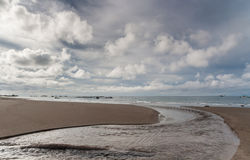 Costa Rica beach royalty free stock photography