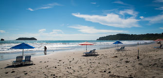 Costa Rica Beach Royalty Free Stock Image