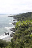 Costa Rica Coastline Stock Photos