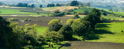Countryside of Costa Rica Stock Photography