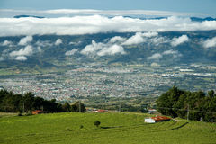 Costa Rica Landscape Royalty Free Stock Photos