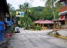 Costa Rica. Holiday travel love family beautiful scenery Royalty Free Stock Photos