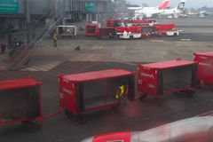 Costa Rica International Airport Fotografia de Stock Royalty Free