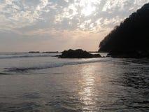 Costa Rica Jaco Beach Foto de archivo libre de regalías