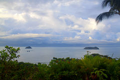 Costa Rica landscape Royalty Free Stock Photography
