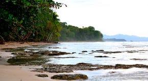 Costa rica limon. County beach Royalty Free Stock Photos
