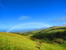 Costa Rica Mountain Lizenzfreies Stockfoto